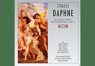Ingrid Bjoner, Josef Traxel, Henny Ekström, Arnold Quennet, Chor Und Orchester Der Deutschen Oper Am Rhein - Daphne  - (CD)