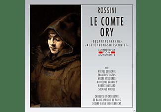 VARIOUS, Choeurs Et Orchestre De Radio-lyrique De Paris - Le Comte Ory  - (CD)