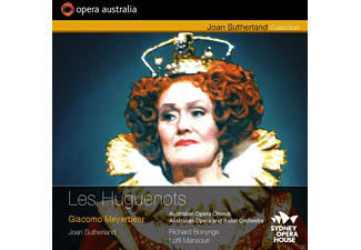 VARIOUS, Australian Opera Chorus, Australian Opera And Ballet - Die Hugenotten  - (CD)