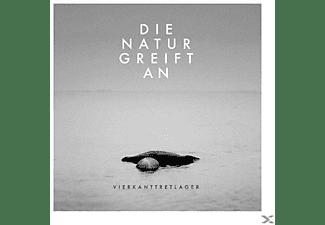 Vierkanttretlager - Die Natur Greift An  - (CD)