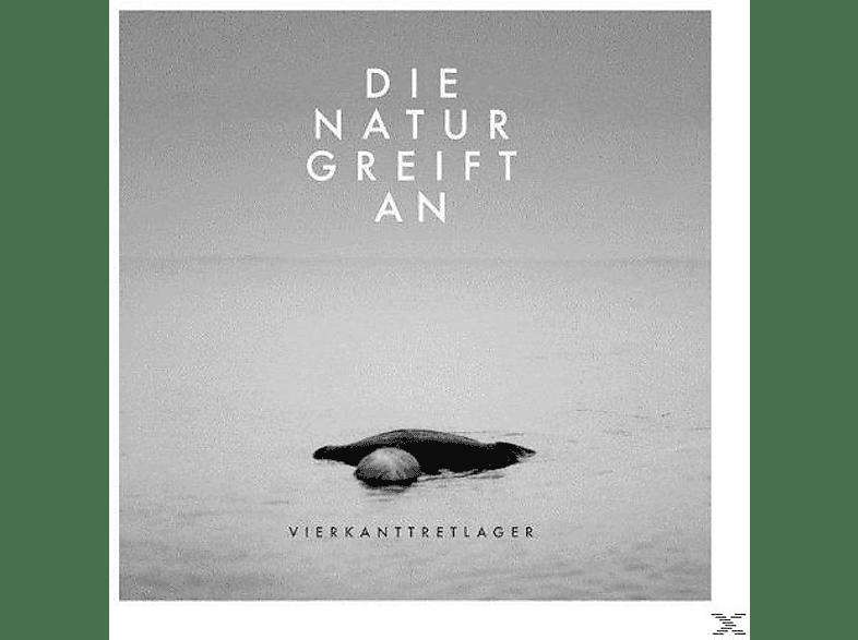 Vierkanttretlager - Die Natur Greift An [CD]