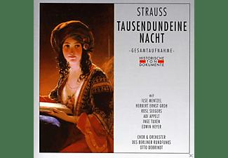 Chor Und Orchester Des Berliner Rundfunks, Ilse Mentzel, Herbert Ernst Groh, Rosl Seegers, Adi Appelt, Inge Tuxen, Edwin Heyer - Tausendundeine Nacht  - (CD)