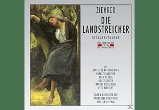 Chor Und Orchester Des Hamburger Rundfunks - Ziehrer: Die Landstreicher  - (CD)