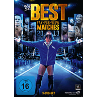 WWE - Best PPV Matches 2013 [DVD]