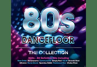 VARIOUS - 80s Dancefloor: The Collection  - (CD)