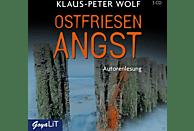 Ostfriesenangst - Autorenlesung  - (CD)