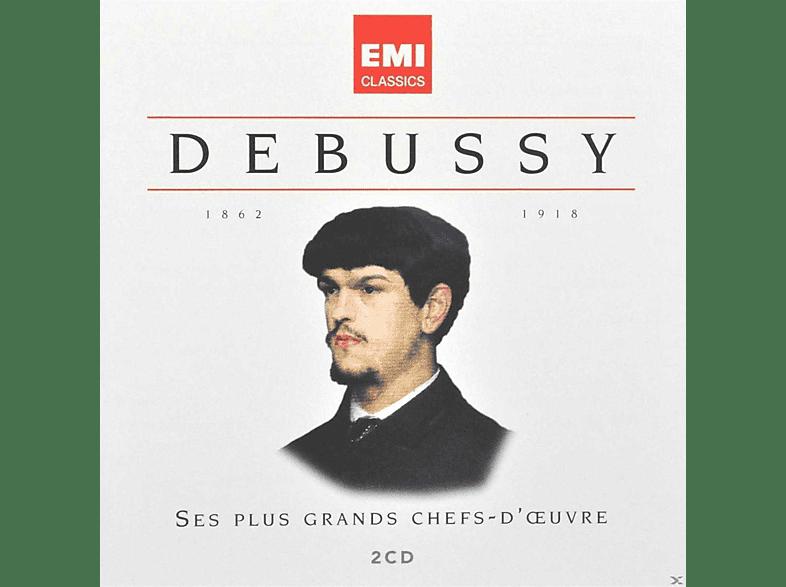 Orchestre De La Société Des Concerts Du Conservatoire, Ciccolini Aldo, Orchestre National de l'O.R.T.F. - Debussy:Chefs D'oeuvre [CD]