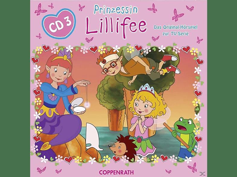 Prinzessin Lillifee - Prinzessin Lillifee 03 - (CD)