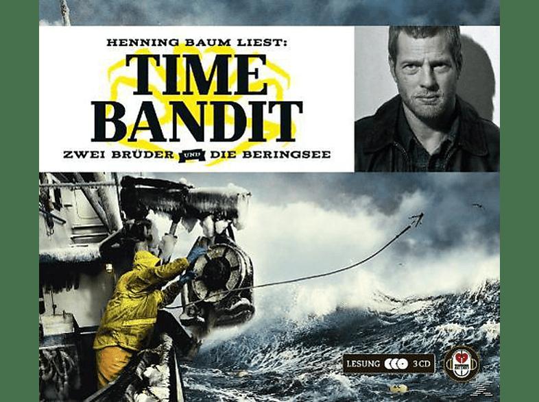 Time Bandit: Zwei Brüder, die Beringsee und der Fang Ihres Lebens - (CD)