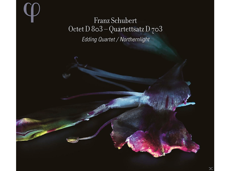 Edding Quartet - Northernlight - Oktett D 803 - Quartettsatz D 703 [CD]