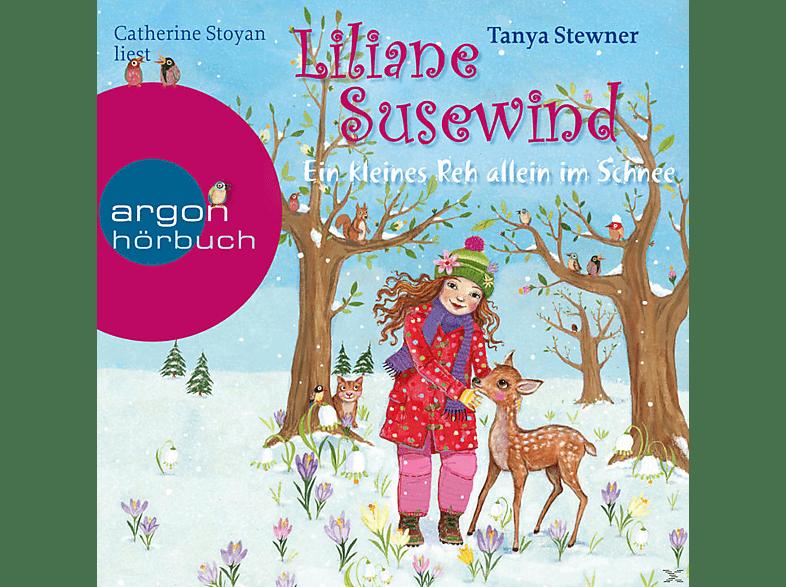 Catherine Stoyan - Liliane Susewind - Ein kleines Reh allein im Schnee - (CD)