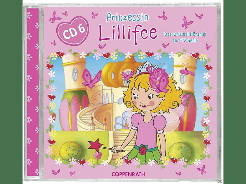 Prinzessin Lillifee - Prinzessin Lillifee 06 - (CD)