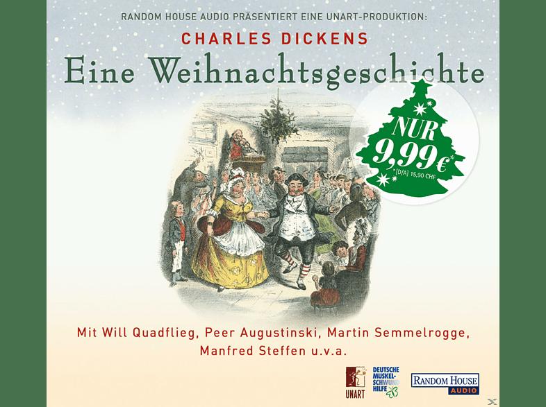 Eine Weihnachtsgeschichte - (CD)