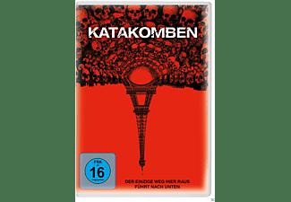 Katakomben [DVD]