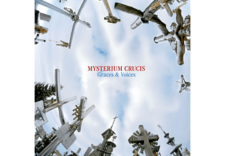 Graces & Voices - Mysterium Crucis - (CD)