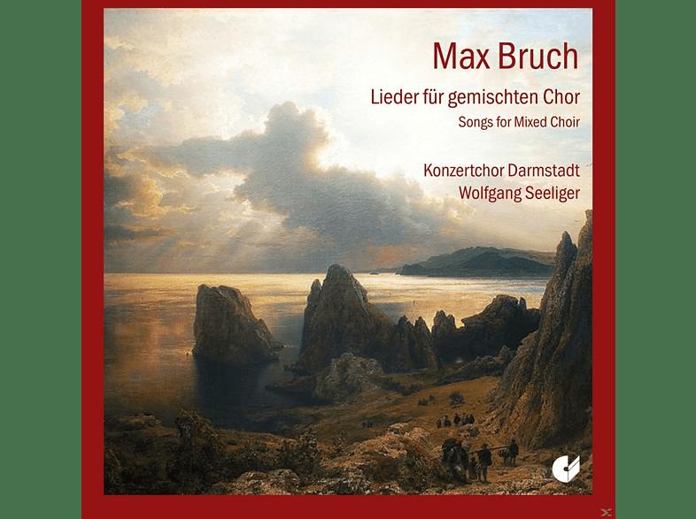 Konzertchor Darmstadt, Seeliger/Konzertchor Darmstadt - Lieder für gemischten Chor [CD]