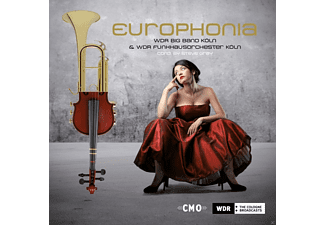 Wdr Big Band, Wdr Funkhausorchester - Europhonia-Crossing Over Eur - (CD)