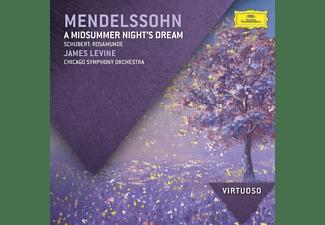 James/cso Levine - A Midsummer Night's Dream  - (CD)