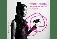 Beyer Amandine, Gli Incogniti - Amandine Beyer Spielt Vivaldi & Corelli [CD]