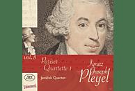 Janacek Quartet - Pariser Quartette Vol.1 [CD]