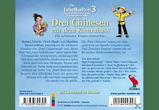 - Drei Chinesen mit dem Kontrabass  - (CD)