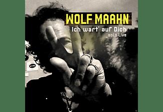 Wolf Maahn - LIEDER VOM RAND DER GALAXIS-SOLO LIVE (+CD)  - (LP + Bonus-CD)