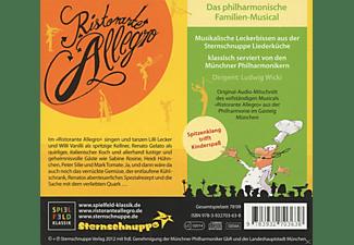 Münchner Philharmoniker - Ristorante Allegro - Das philharmonische Familien Musical  - (CD)