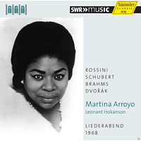 Martina Arroyo - Liederabend 1968 - [CD]