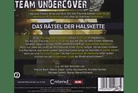 Team Undercover - Team Undercover-Das Rätsel Der Halskette - (CD)