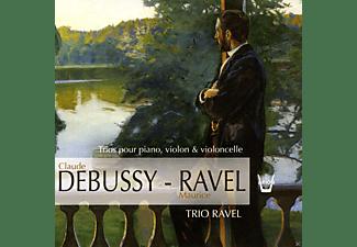 Trio Ravel - Trios Pour Piano, Violon & Violoncelle  - (CD)