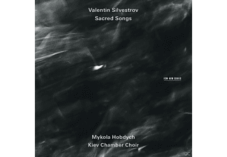 Kiev Chamber Choir - Valentin Silvestrov: Sacred Songs - (CD)
