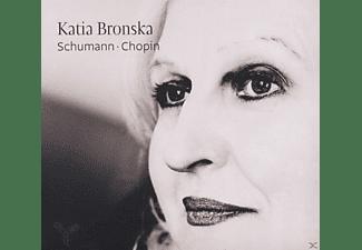 Katia Bronska - Klavierwerke  - (CD)