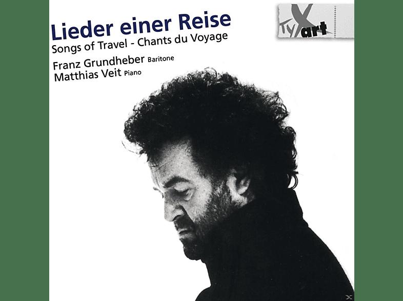 Grundheber Franz, Matthias Veit - Lieder Einer Reise [CD]