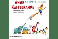Fredrik Vahle - Anne Kaffeekanne - (CD)