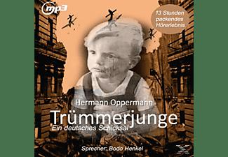 Bodo Henkel - Trümmerjunge-Ein Deutsches Schicksal.Mp3-Version  - (MP3-CD)