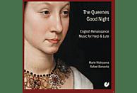 Rafael Bonavita, Bonavita Nishiyama - The Queenes Good Night - Englische Renaissance Musik Für Harfe Und Laute [CD]