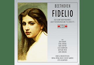 Chor Und Orchester Des Royal Opera House Covent Ga - Fidelio (Ga)  - (CD)