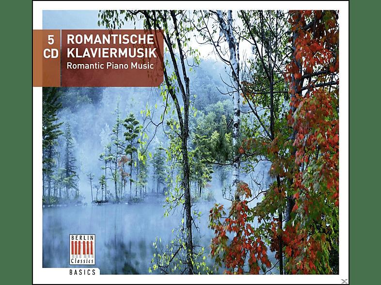 VARIOUS - Romantische Klaviermusik [CD]