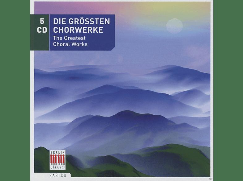 VARIOUS - Die Grössten Chorwerke [CD]