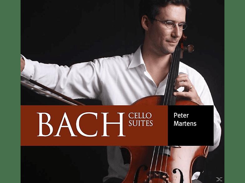 Peter Martens - Cellosuiten [CD]
