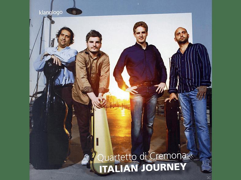 Quartetto Di Cremona - Italian Journey [CD]