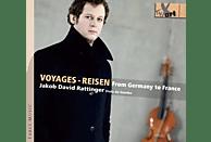 Jakob David Rattinger - Voyages - Reisen From Germany To France [CD]