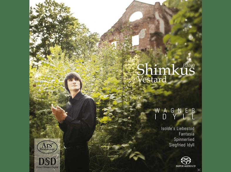 Vestard Shimkus - Klaviertranskriptionen [SACD Hybrid]