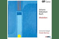 Kammerchor Stuttgart - Motetten BWV 225-230 [SACD Hybrid]