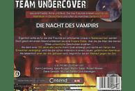Team Undercover - Team Undercover-Die Nacht Des Vampirs - (CD)