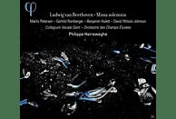Philippe Herreweghe, David Wilson-johnson, Marlis Petersen, Benjamin Hulett, Gerhild Romberger, Collegium Vocale Gent, Orchestre Des Champs-elysees - Ludwig van Beethoven: Missa Solemnis [CD]