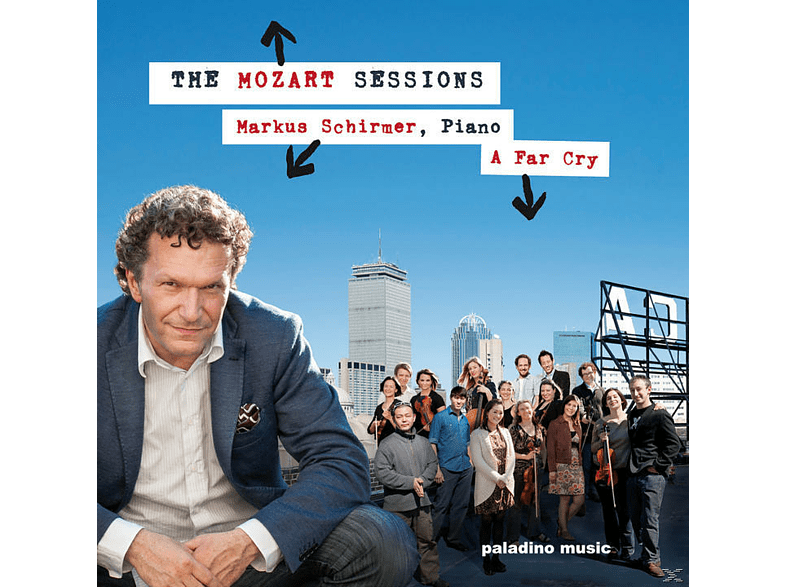 A Far Cry, Markus Schirmer - The Mozart Sessions [CD]