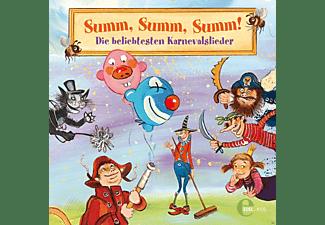 VARIOUS - Summ, Summ, Summ! Die Beliebtesten Karnevalslieder  - (CD)