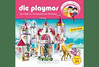 Die Playmos - Die Playmos 34: Der Ball im Prinzesinnen-Schloss - (CD)