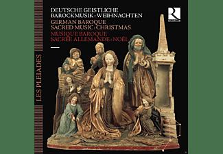 Amaryllis Dieltiens, Choeur De Chambre De Namur, Ex Tempore, Mannheimer Hofkapelle, Dominique Visse, Reyghere De Greta - Deutsche Geistliche Barockmusik: Weihnachten  - (CD)